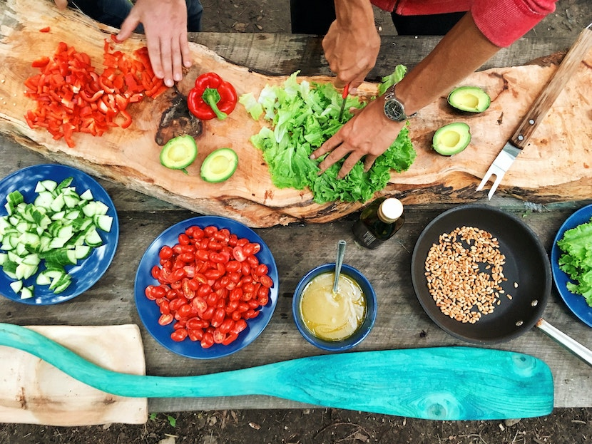 learning to cook can be a meaningful travel experience